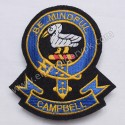Campbell Be Mindfull Clan Badge