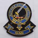 Gunn Aut Pax Aut Bellum Clan Badge