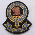 Forrester Blaw Hunter Blaw Thy Horn Clan Badge