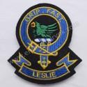 Leslie Grip Fast Clan Badge