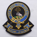 Macdonell Of Keppoch Per Mare Per Terras Clan Badge