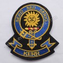 Kerr Sero Sed Serio Clan Badge
