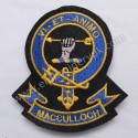 Macculloch Vi Et Animo Clan Badge