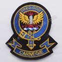 Carnegie Dred God Clan Badge