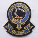 Macrae Fortitudine Clan Badge