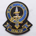 Dunlop M E R I T O Clan Badge
