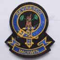 Macewen Reviresco Clan Badge
