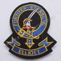 Elliott Fortiter Et Recte Clan Badge