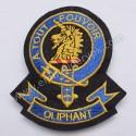 Oliphant A Tout Pouvoir Clan Badge