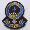 Dalziel I Dare Clan Badge