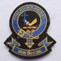 Iain Mhoir Toujours Prest Clan Badge