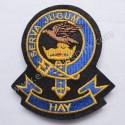 Hay Serva Jugum Clan Badge