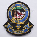 Hepburn Keep Traist Clan Badge