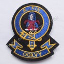 Ogilvy A Fin Clan Badge