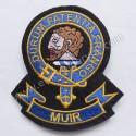 Muir Durum Patentia Frango Clan Badge
