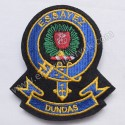 Dundas Essayez Clan Badge