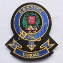Dundas Essayez Clan Badge