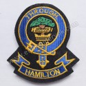 Hamilton Through Clan Badge