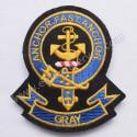 Gray Anchor Fast Anchor Clan Badge