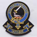 Guthrie Sto Pro Veritate Clan Badge