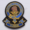 Currie Inspire To Victory Clan Badge