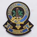 Bisset Abscissa Virescit Clan Badge