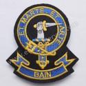 Bain Et Marte Et Arte Clan Badge