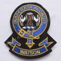 Watson Insperata Floruit Clan Badge