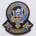 Galbraith Ab Obice Suavior Clan Badge