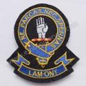 Lamont Ne Parcas Nec Spernas Clan Badge