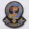 Chisholm Ferds Ferio Clan Badge