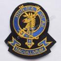 Macgillivray Dun Ma Glas Clan Badge