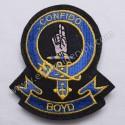Boyd Confido Clan Badge