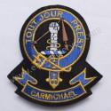 Carmichael Tout Jour Prest Clan Badge