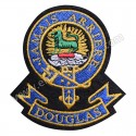 Douglas Jamais Arriere Clan Badge