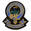 Fergusson Dulcius Ex Asperis Clan Badge